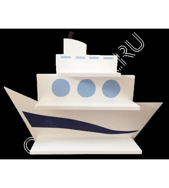 """Полка """"Кораблик"""""""