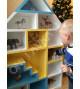 """Напольный домик """"Бретань"""" в детскую комнату"""