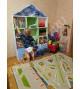 """Домик для игрушек и книг """"Кембридж"""""""