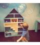 """Напольный домик """"Базиликата"""" для игрушек и книг"""